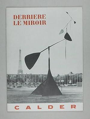 Calder.: Derrière le miroir.