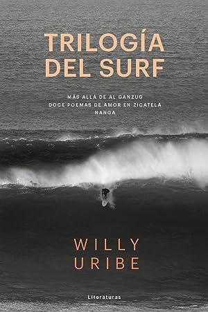 Imagen del vendedor de Trilogía del surf a la venta por Imosver