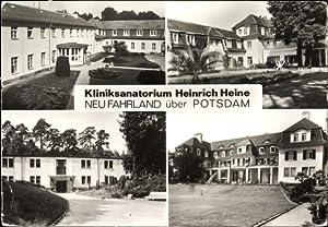 Ansichtskarte / Postkarte Fahrland Potsdam in Brandenburg,