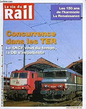 LA VIE DU RAIL N° 3315 -: COLLECTIF