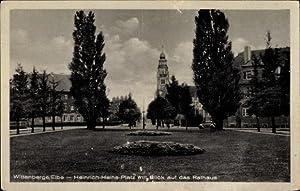 Ansichtskarte / Postkarte Wittenberge in der Prignitz,