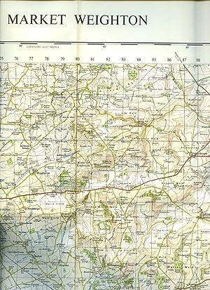 Ordnance Survey Map of Great Britain One: Ordnance Survey