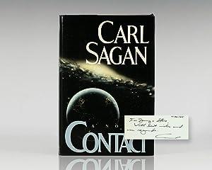 Contact: A Novel.: Sagan, Carl