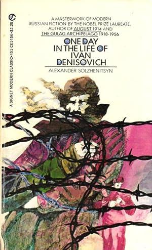 ONE DAY IN THE LIFE OF IVAN: Sollzhenitsyn Alexander