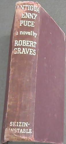Antigua, Penny, Puce: Graves, Robert