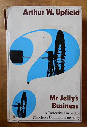 MR. JELLY'S BUSINESS: A Detective Inspector Napoleon Bonaparte Mystery