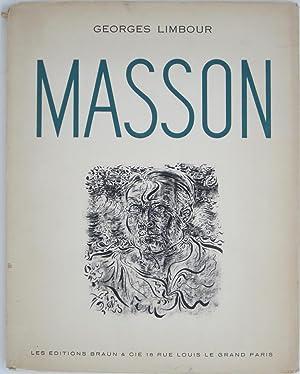 Masson: Dessins: Limbour, Georges