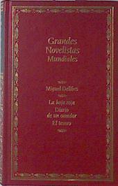 La hoja roja ; Diario de un: Delibes, Miguel