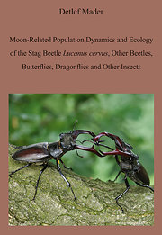Moon-Related Population Dynamics an Ecology of tht Stag Beetle Lucanus Cervus, Other Beetles, ...