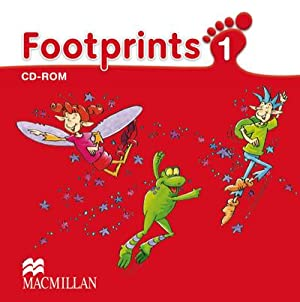 Footprints 1: Tests and Photocopiable Resources / CD-ROM Pack (1 Audio-CD + 1 CD-ROM) : Tests and ...