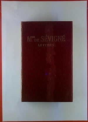 Lettres.: Mme De Sevigne