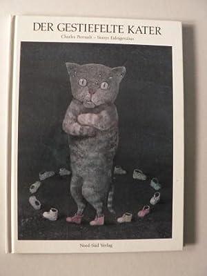 Der gestiefelte Kater. Ein Märchen: Eidrigevicius, Stasys (Illustr.)/Baumann,