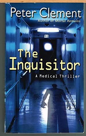 INQUISITOR; Earl Garnet Thriller, Book 4