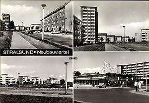 Ansichtskarte / Postkarte Stralsund Mecklenburg Vorpommern, Heinrich