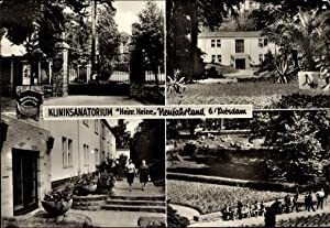 Ansichtskarte / Postkarte Neu Fahrland Potsdam in