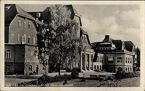Ansichtskarte / Postkarte Schierke Wernigerode am Harz,