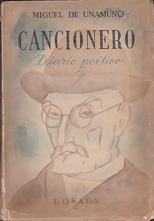 Cancionero. Diario poético: UNAMUNO, Miguel de