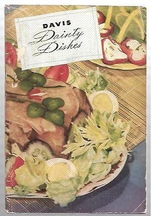 Davis Dainty Dishes.