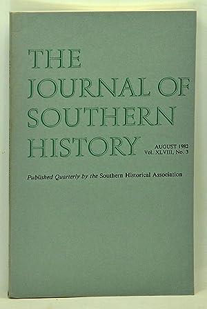 The Journal of Southern History, Volume 48,: Higginbotham, Sanford W.