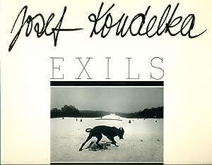 Exils: KOUDELKA, Josef (Boskovice,