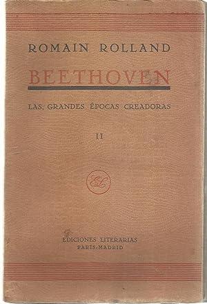 Beethoven Las grandes epocas creadoras II: Romain Rolland