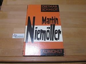 Bild des Verkäufers für Martin Niemöller. zum Verkauf von Wimbauer Buchversand