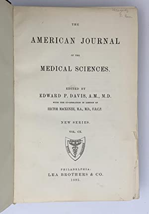 "On the visceral complication of erythema exudativum multiforme"".; In: The American Journal of ..."