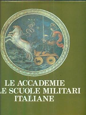Le accademie e le scuole militari in: Pecchioli, Arrigo