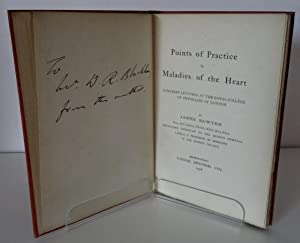 POINTS OF PRACTICE IN MALADIES OF THE: SAWYER, James