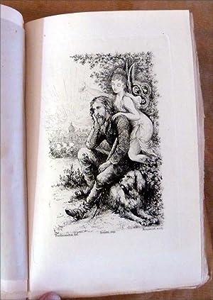 L'Amour Romantique.: Cladel (Léon).