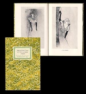 Lithographien. 38 Bildtafeln.: Insel-Bücherei Nr. 594.
