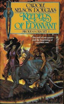 KEEPERS OF EDANVANT: Sword & Circlet #1