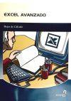 Excel avanzado : hojas de cálculo: Cayetano Rodríguez, María