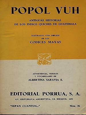 Popol Vuh: Saravia, Albertina