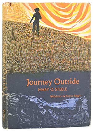Journey Outside. Woodcuts by Rocco Negri.