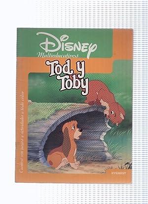 Disney Multieducativos: Tod y Toby: Disney