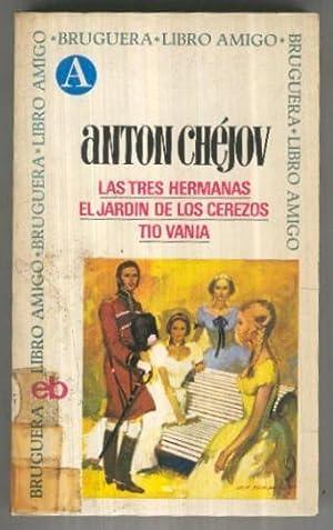 Libro amigo numero 195: Las tres Hermanas: Anton Chejov
