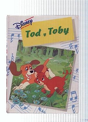 audiocuentos Disney: Tod y Toby( NO LLEVA: Walt Disney