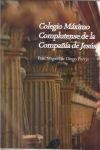 Colegio Máximo Complutense de la Compañía de: De Diego Pareja,