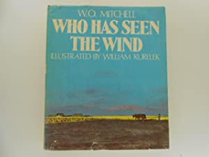 Who Has Seen the Wind (signed): Mitchell, W.O.