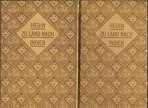 Zu Land nach Indien durch Persien, Seistan,: Hedin, Sven.: