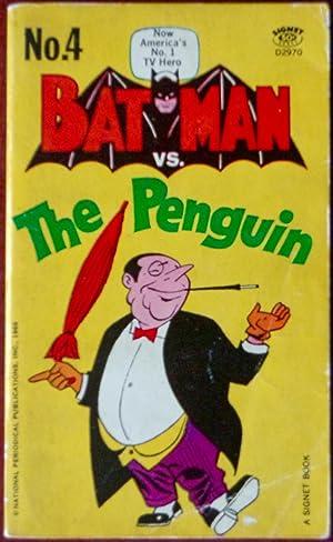 Batman vs. The Penguin. No. 4: Kane, Bob