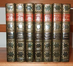 Novels and Romances [ 7 Volumes, Complete ]: Scott Sir Walter