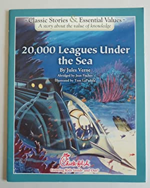 20,000 Leagues Under the Sea: A Story: Jules Verne; Jean