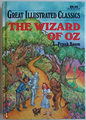 The Wizard of Oz Illustrated [Unknown Binding]: L. Frank Baum