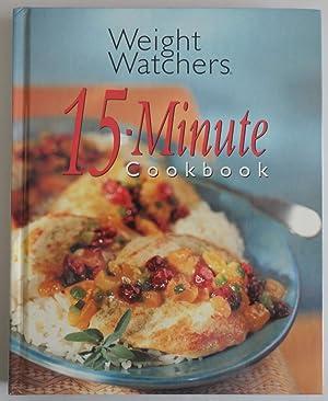Weight Watchers 15-Minute Cookbook [Hardcover] by Deborah: Deborah Garrison Lowery