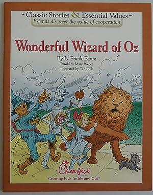 Wonderful Wizard of Oz (Friends Discover the: L. Frank Baum;