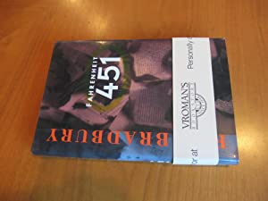 Fahrenheit 451 (40Th Anniversary Edition, Fine, Signed: Bradbury, Ray