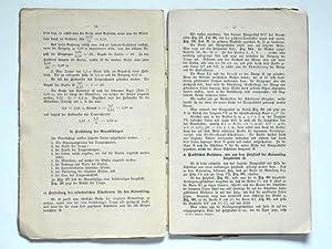Der Bau hölzerner Treppen. Eine kurze Anleitung zum Selbstunterricht für Zimmerleute und Tischler.:...