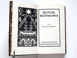 Nordische Volksmärchen. I. Teil: Dänemark/Schweden [Die Märchen der Weltliteratur herausgegeben von...